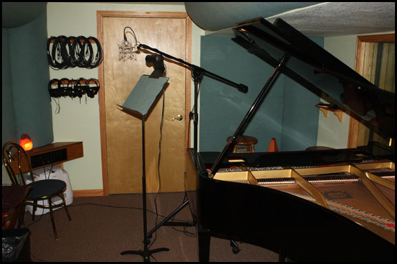 Vocal Piano Booth